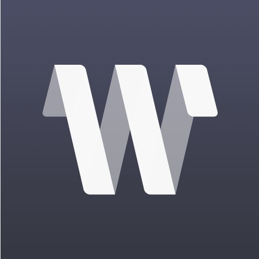 Wonder app icon, a Wikipedia app for iPhone